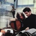デュ・プレ&バレンボイムのハイドン&ボッケリーニ/チェロ協奏曲 仏EMI(VSM) 2725 LP レコード