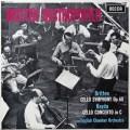 ロストロポーヴィチ&ブリテンのブリテン&ハイドン/チェロ協奏曲集 英DECCA 2811 LP レコード