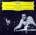 アルゲリッチ&アバドのショパン&リスト/ピアノ協奏曲 独DGG オリジナル盤 2811 LP レコード