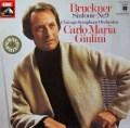 ジュリーニのブルックナー/交響曲第9番 独EMI 2811 LP レコード