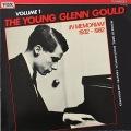 若き日のグールド 第1巻&第2巻 蘭VOX 2817 LP レコード