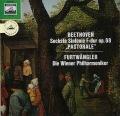 フルトヴェングラーのベートーヴェン/交響曲第6番「田園」 独EMI オリジナル盤 2819 LP レコード