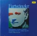 フルトヴェングラーのブラームス/交響曲第1番 独DGG 2819 LP レコード