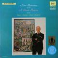 ルービンシュタインの「フランス音楽集」 独RCA 2727 LP レコード