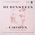 ルービンシュタインのショパン/ピアノ協奏曲第1番  独RCA  2625 LP レコード