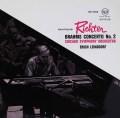 リヒテル&ラインスドルフのブラームス/ピアノ協奏曲第2番 独RCA 2850 LP レコード