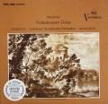 シェリング&モントゥーのブラームス/ヴァイオリン協奏曲 独RCA 2850 LP レコード