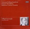 フルトヴェングラーのシューマン/交響曲第1番「春」ほか 独DECCA 2850 LP レコード