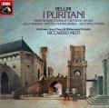 【未開封】ムーティのベッリーニ/「清教徒」 独EMI 2850 LP レコード