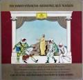 ベームのR.シュトラウス/「ナクソス島のアリアドネ」 作曲者生誕80周年ライヴ 独DGG 2850 LP レコード