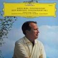 シェリングのベルク/ヴァイオリン協奏曲ほか 独DGG 2902 LP レコード
