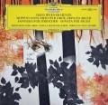 ホリガー夫妻&ザッハーのヘンツェ/オーボエ、ハープと弦楽のための二重協奏曲ほか 独DGG  2902 LP レコード