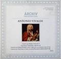 ラウテンバッハーらのヴィヴァルディ/協奏曲集 独ARCHIV 2902 LP レコード