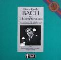 グールドのバッハ/ゴルトベルク変奏曲1955&1981年録音 蘭CBS 2902 LP レコード