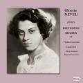 【LPレコード】 ジネット・ヌヴーのベートーヴェン&ブラームス/ヴァイオリン協奏曲集 1948&49年ライヴ <限定プレス> TALTLP003/004 2LP