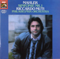 ムーティのマーラー/交響曲第1番「巨人」 独EMI 2731 LP レコード