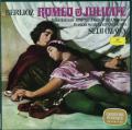 小澤のベルリオーズ/劇的交響曲「ロメオとジュリエット」 独DGG 2732 LP レコード