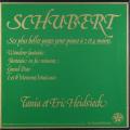 【直筆サイン入り】ハイドシェックのシューベルト/ピアノ曲集 仏CASSIOPE 2734 LP レコード