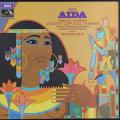 ムーティのヴェルディ/「アイーダ」 仏EMI(VSM) 2734 LP レコード