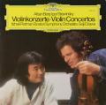 パールマン&小澤のストラヴィンスキー&ベルク/ヴァイオリン協奏曲 独DGG 2736 LP レコード