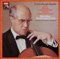 ロストロポーヴィチのハイドン/チェロ協奏曲集 仏EMI(VSM) 2746 LP レコード