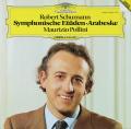 ポリーニのシューマン/「交響的練習曲」ほか 独DGG 2740 LP レコード