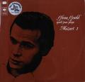 グールドのモーツァルト/ピアノソナタ第1番〜第7番&第9番 独CBS 2744 LP レコード
