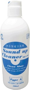 【クリーンメイト付属用品】  サウンドアップクリーナー液(洗浄用/タイプA) IQ1110A