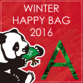 WINTER HAPPY BAG 2016:TYPE A