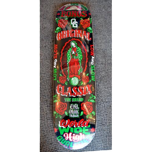 【限定商品!!】【OG CLASSIX】OG MARIA ORIGINAL SKATE DECK スケートデッキ