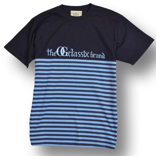 【OG CLASSIX/オージークラシックス】OLD-E BODER TEE【Tシャツ】【ボーダー】