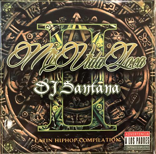 【CD】DJ SANTANA / MI VIDA LOCA 2【ラテン】【CHICANO】【チカーノ】