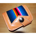 【HAND MADE】KUSTOM LEATHER WALLET(D)【ウォレット】【財布】