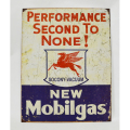 【IMPORT GOODS】MOBILGAS PLATE 看板,プレート