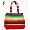 【MEXICO】メキシコ SERAPE BAG W ZIP TOP(F) バッグ