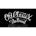 【OG CLASSIX】オージークラシックス WORLD OG STICKER(L)【ステッカー】【ロゴ】