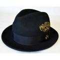 【限定商品!!】【OG CLASSIX】オージークラシックス WORLD LOGO FELT HAT ハット