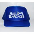 【SUICIDAL TENDENCIES】スイサイダルテンデンシーズ FLIP CAP メッシュキャップ