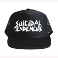 再入荷!!【SUICIDAL TENDENCIES】スイサイダルテンデンシーズ FLIP CAP メッシュキャップ