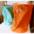 FLEXIBLE BAG(L)【フレキシブルバッグ】【防水加工】【ランドリーバッグ】