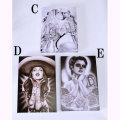 【IMPORT-LA】CANVAS ART(2)【キャンバスアート】