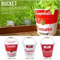 【IMPORT GOODS】Campbells-bucket【バスケット】【バケツ】【キャンベル】