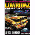【MAGAZINE】LOWRIDAZ VOL.027【ローライダーズ】【アメ車】【マガジン】