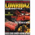 【MAGAZINE】LOWRIDAZ VOL.030【ローライダーズ】【アメ車】【マガジン】