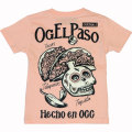 【OG CLASSIX/オージークラシックス】OG EL PASO KIDZ TEE【キッズ】【半袖Tシャツ】【スカル】