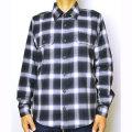 【OG CLASSIX/オージークラシックス】SUNSET FLANNEL SHIRTS【長袖ボタンシャツ】【フランネルシャツ】