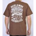 【OG CLASSIX/オージークラシックス】WORLD QUALITIES TEE【半袖Tシャツ】【ロゴ】【ペイズリー】