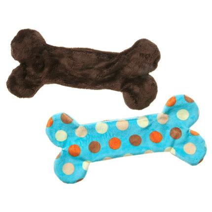 【WEST PAW design ウエストパウデザイン】Floppy Bone - Unstuffed Dog Toy(フロッピーボーン)