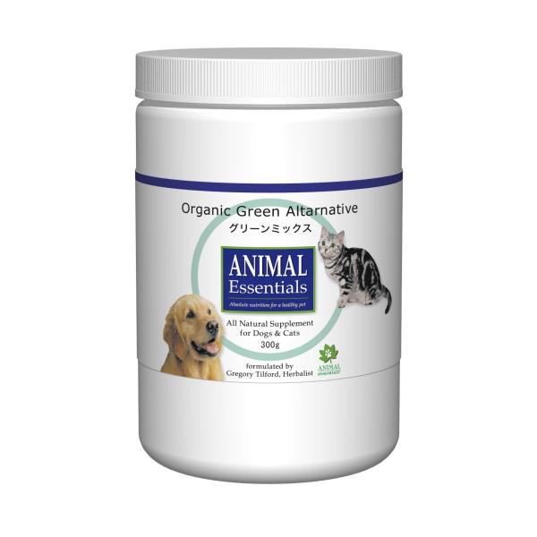 【ANIMAL Essentials】アニマルエッセンシャルズ/グリーンミックス 100g