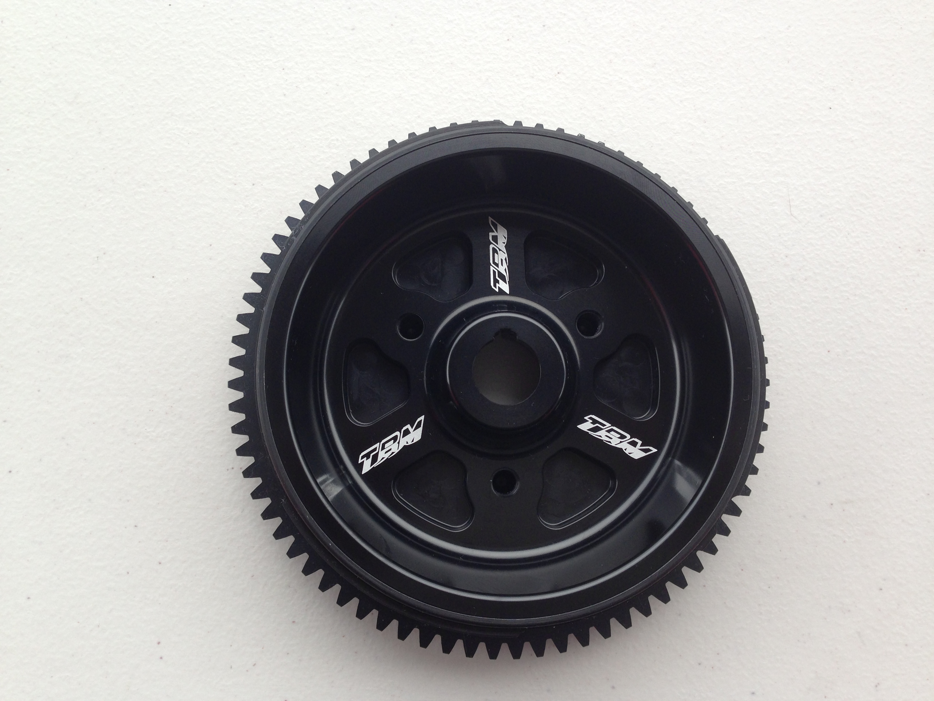 【TBM124-1100】TBM KAWASAKI 1100 TOTAL LOSS FLYWHEEL